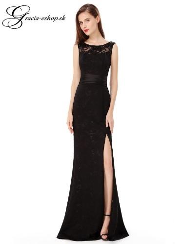 78390f114d13 Spoločenské šaty model 8949 - čierna