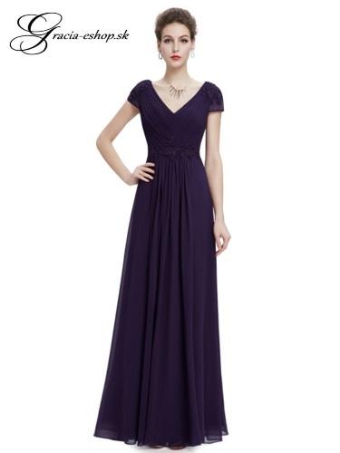 f1831459f Spoločenské šaty model 8467 - fialová | Svadobné šaty, spoločenské ...