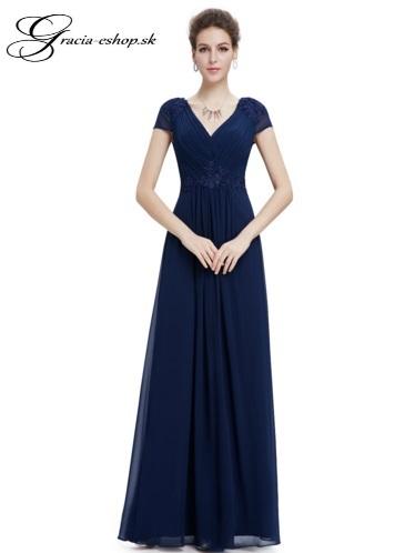 a72ee986c81b Spoločenské šaty model 8467 - tmavo modrá