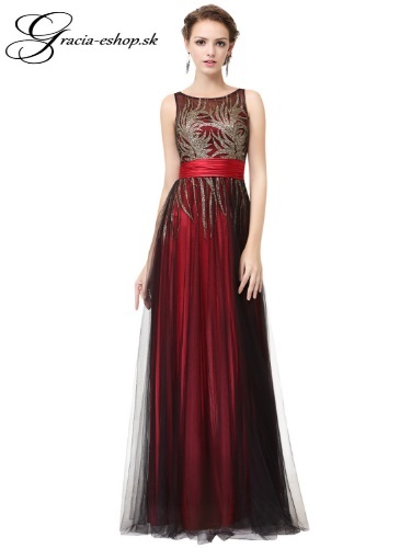 4153f04f2ad7 Spoločenské šaty model 8740 - S