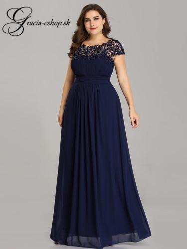 9376add370 Dlhé spoločenské šaty model 9993