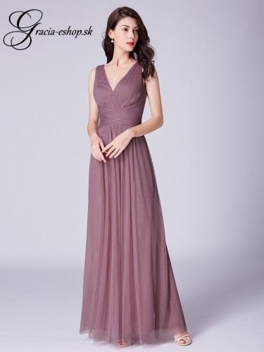 9c7fe813193b Tylové šaty na ramienka model 7526 - L