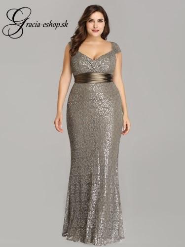 Večerné trblietavé šaty model 8798  45d2d92a332