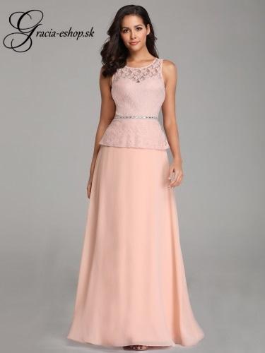 08ccc4d66e89 Elegantné šaty na ples model 7733