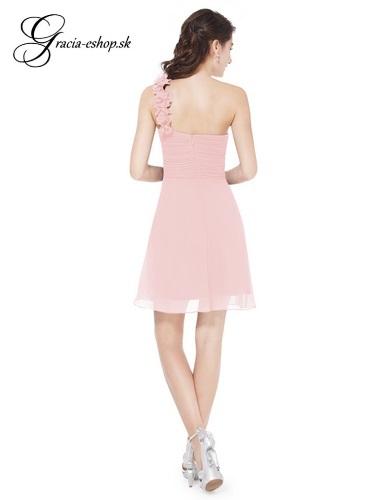Spoločenské šaty model 3535 - svetlo ružová  8fabc2cfc46