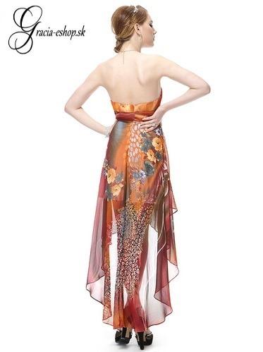 Spoločenské šaty model 6091 - S  741fd317584
