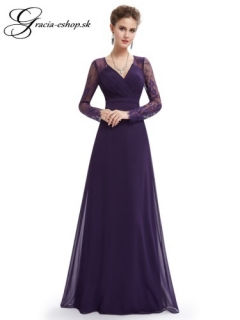 Spoločenské šaty model 8692 - fialová empty e3f6046ef85