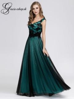 67d11e262e08 Tylové večerné šaty na ramienka model 7912 empty