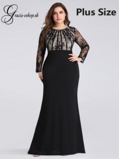 a50a2ce69509 Čierne priliehavé spoločenské šaty model 7771 empty