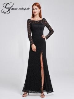 e8b3da874a89 Spoločenské šaty model 8883 - čierna empty
