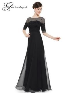 474161b2ba62 Spoločenské šaty model 8459 - čierna empty