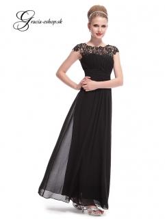 c0a345827aa6 Spoločenské šaty model 9993 - čierna empty