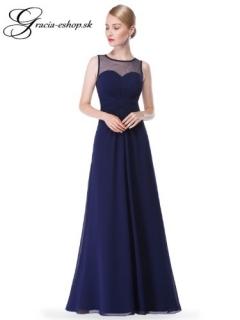 46d5e705013f Spoločenské šaty model 8761 - tmavo modrá empty