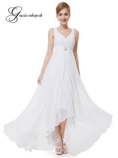 Spoločenské šaty model 9983 - biela empty 84b0127ef18