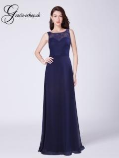Tmavo modré plesové šaty model 7436 empty 80b04be272c