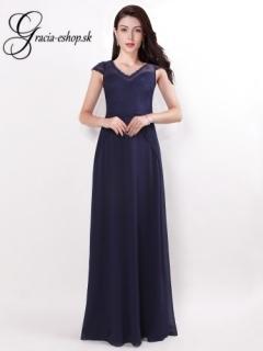af1f65124083 Dlhé spoločenské šaty s krajkou model 7437 empty