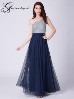 3b4c7a209f93 Tylové spoločenské šaty model 7404 - tmavo modá empty